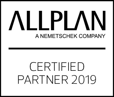 ALLPLAN certified Partner