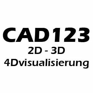 CAD123-4Dvisualisierung